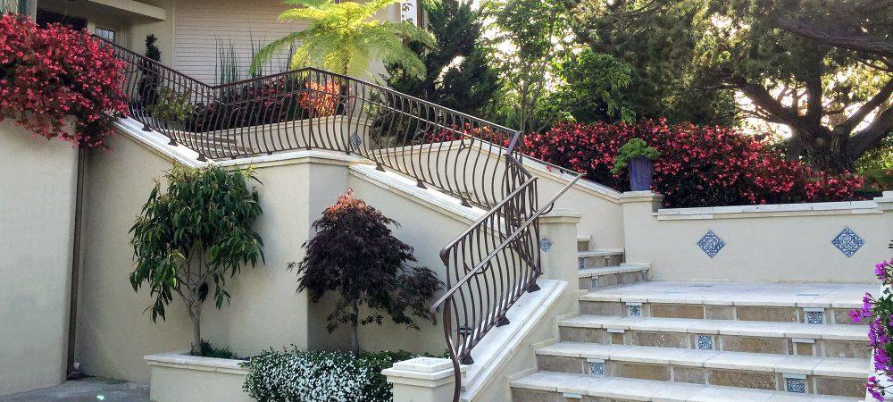 Carmel Residence Railing