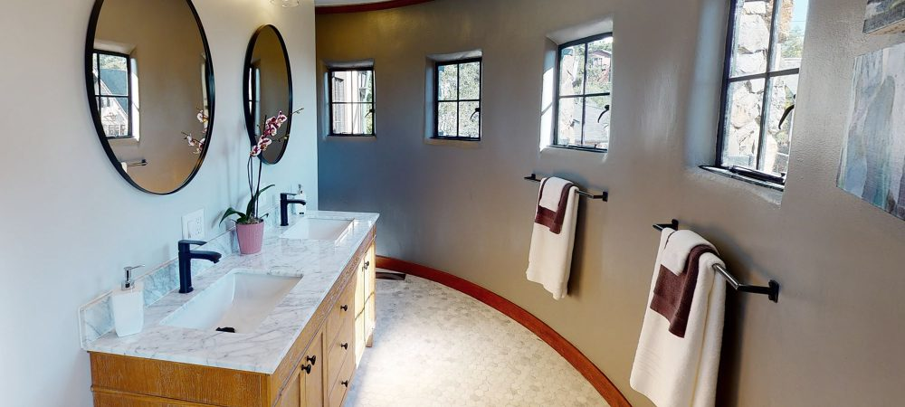 Curved Towel Bars